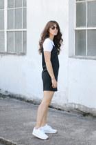 Slip Dress & Tee