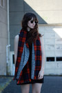 Black-circus-by-sam-edelman-boots-black-zara-dress-camel-blq-basiq-coat