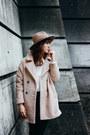 Beige-free-people-coat-black-madewell-jeans-white-nasty-gal-top