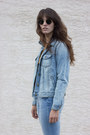 Light-blue-garage-jeans-sky-blue-garage-jacket-mustard-garage-shirt