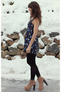 Tan-shoes-navy-lulus-dress-black-sparkley-urban-outfitters-socks