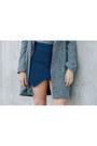 Heather-gray-lamoda101-coat-charcoal-gray-zara-top-navy-lamoda101-skirt
