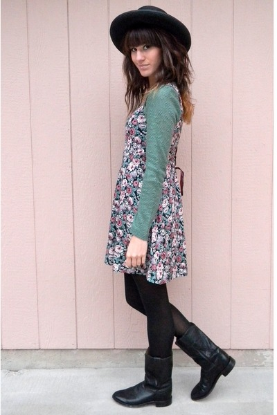 Light dresses blog Long sleeve dresses with boots
