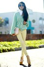 Mint-cardigan-vintage-sweater-super-sunglasses-collar-asos-accessories