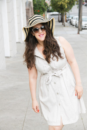 Forever 21 dress - JCrew hat