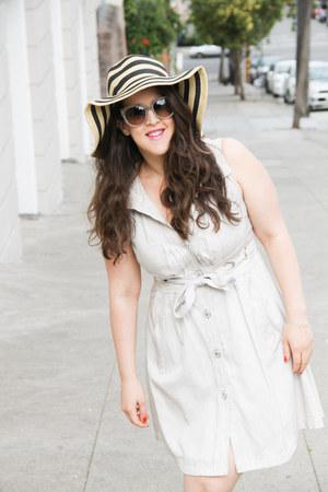 Forever 21 dress - JCrew hat