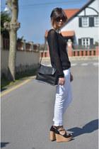 Zara bag - Zara necklace