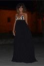 Malene-birger-dress-vintage-bag