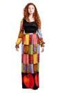 Maxi-vintage-dress