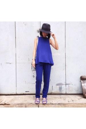 TheScarletRoom pants - 31 Phillip Lim bag - TheScarletRoom blouse