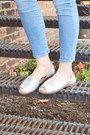 Silver-dorsay-flats-mia-shoes-blue-jegging-jean-gap-jeans