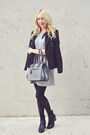 Black-solective-boots-silver-monteau-dress-black-david-buffalo-bitton-jacket