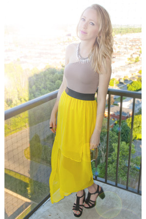 Sugarlips dress - Kate & Mel shoes - Ebay necklace