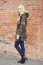 Black-ecco-shoes-shoes-navy-jeggings-gap-jeans-dark-khaki-express-jacket