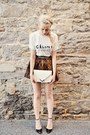 Black-sole-society-shoes-white-céline-t-shirt-ebay-shirt