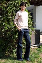 Mango jeans - H&M sweatshirt