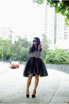 black Alice & Olivia dress