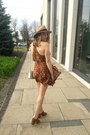 Leather-urban-outfitters-shoes-cotton-urban-outfitters-dress-wool-aldo-hat