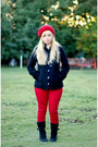 Black-bakers-boots-black-old-navy-coat-red-old-navy-jeans
