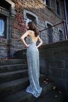 silver virgos lounge dress