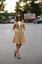 Orsay dress - calvin klein sunglasses - new look pumps