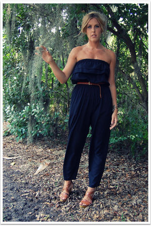 Black Vintage Jumpsuit How To Wear And Where To Buy Chictopia