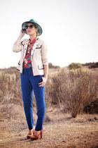 Loft pants - Nine West heels