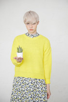 knitwear THE WHITEPEPPER jumper
