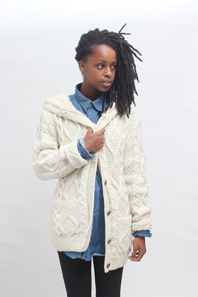 THE WHITEPEPPER cardigan - THE WHITEPEPPER shirt - THE WHITEPEPPER pants