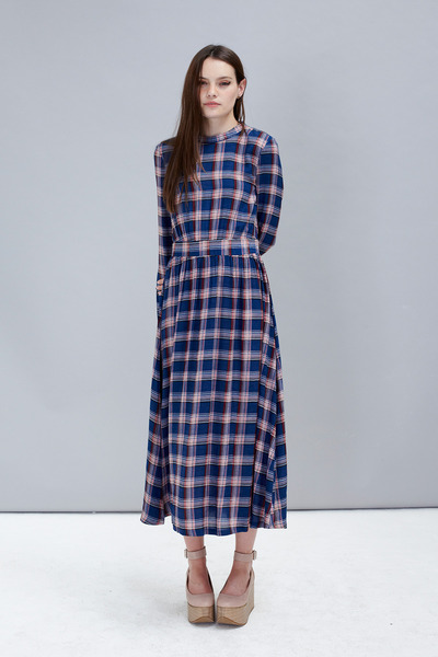 midi dress THE WHITEPEPPER dress