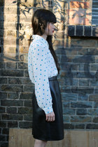 Floral Blouse THE WHITEPEPPER Blouses