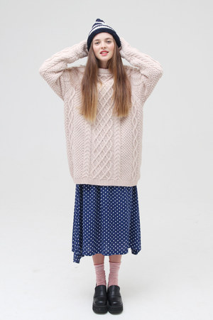 light pink THE WHITEPEPPER jumper - light pink THE WHITEPEPPER jumper