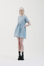 Black-the-whitepepper-shoes-sky-blue-the-whitepepper-dress