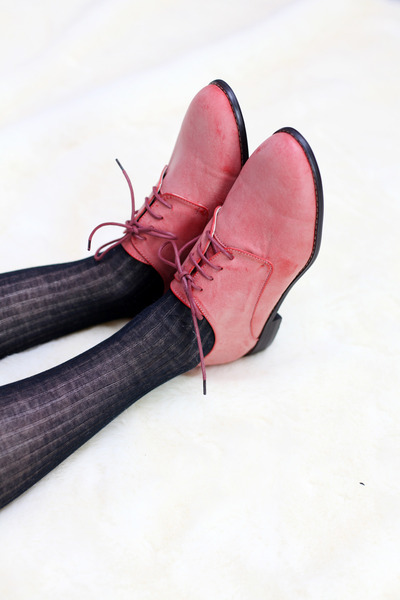 gum classic brogues the whitepepper shoes quot pink