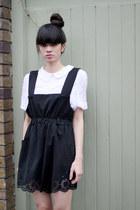 Black-the-whitepepper-shorts