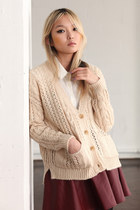 THE WHITEPEPPER cardigan