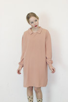 light pink THE WHITEPEPPER dress