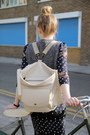 Beige-backpack-the-whitepepper-bag