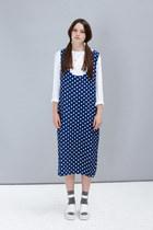 THE WHITEPEPPER dress - chunky heel THE WHITEPEPPER sandals