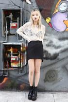 THE WHITEPEPPER skirt