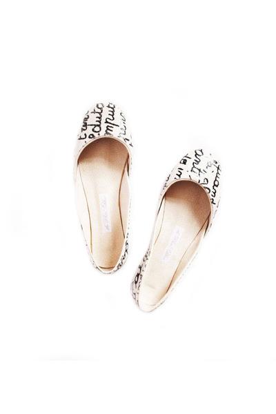 thewhiteribbon shoes