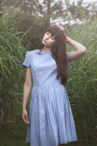 periwinkle Katie Louise Ford dress