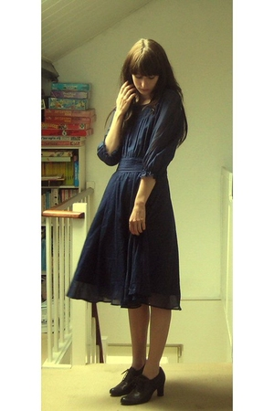 Topshop dress - Graceland shoes