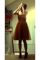 h&m pink label dress - Graceland shoes