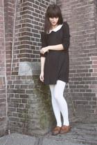 tawny Topshop shoes - black Primark dress