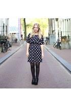 polkadot H&M Trend dress