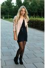 Black-lf-stores-shoes-black-cos-dress-beige-queens-wardrobe-blazer