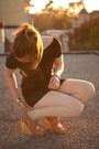 Linen-seneca-rising-dress-wedges-sam-endelman-shoes-sweater-h-m-tights