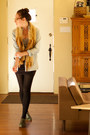 Chambray-madewell-shirt-mini-free-people-skirt