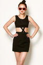 Black-vintage-from-thriftednet-dress